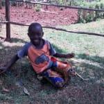 The Water Project: Nyira Community, Ondiek Spring -  Little Anita