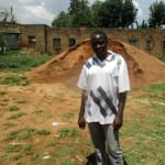 The Water Project: Nyira Community, Ondiek Spring -  Peter Ondiek