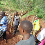 The Water Project: Nyira Community, Ondiek Spring -  Onsite Training