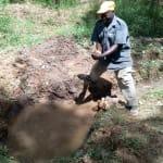 The Water Project: Mkunzulu Community, Museywa Spring -  Mr Museywa At Museywa Spring
