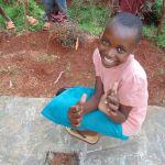 The Water Project: Nyira Community, Ondiek Spring -  Sanitation Platform