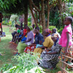 The Water Project: Nyira Community, Ondiek Spring -  Training