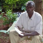 The Water Project: Nyira Community, Ondiek Spring -  A Village Elder Attending The Trainings