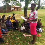 The Water Project: Timbito Community, Wakamu Spring -  Training