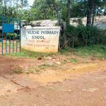 The Water Project: Muleche Primary School -  School Gate