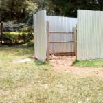 The Water Project: Muleche Primary School -  Urinal