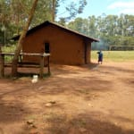 The Water Project: Muleche Primary School -  Kitchen