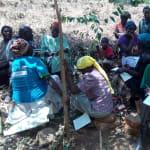 The Water Project: Mkunzulu Community, Museywa Spring -  Training