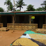 The Water Project: Sankoya Community, Prophecy Primary School -  Nearby Household