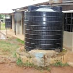 The Water Project: Shamalago Primary School -  Plastic Tank