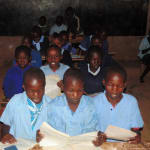 The Water Project: Shamalago Primary School -  In Class