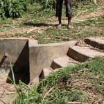 The Water Project: Elukho Community A -  Dry Spring