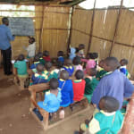 The Water Project: Gemeni Salvation Primary School -  An Ongoing Class