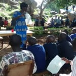 The Water Project: Shamalago Primary School -  Solar Disinfection