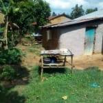 The Water Project: Mukhangu Community, Okumu Spring -  Dish Drying Rack