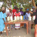 The Water Project: Sankoya Community, Prophecy Primary School -  Training