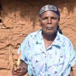 The Water Project: Maluvyu Community B -  Maluvyu Shg Member Kathikwa Mutunga