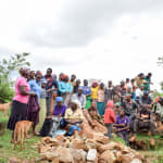 The Water Project: Kitandini Community -  Kikaka Vision Shg