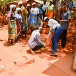 The Water Project: Kitandini Community -  Handwashing Training
