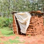 The Water Project: Kitandini Community -  Latrine