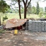 The Water Project: Kitandini Community -  Sand Dam Materials