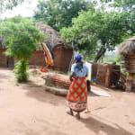 The Water Project: Maluvyu Community B -  Mutunga Household