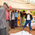 The Water Project: Kitandini Community -  Training