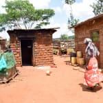 The Water Project: Mbuuni Community B -  Mutua Household