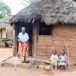 The Water Project: Maluvyu Community B -  Mutunga Kitchen