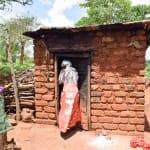The Water Project: Mbuuni Community B -  Mrs Mutua At Her Kitchen
