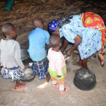 The Water Project: Maluvyu Community B -  In The Kitchen