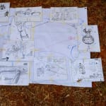 The Water Project: Kitandini Community -  Paths Of Contamination