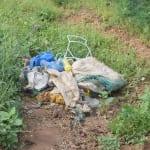 The Water Project: Maluvyu Community E -  Trash Pit
