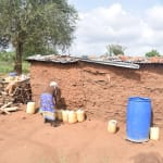 The Water Project: Maluvyu Community E -  Water Storage Containers