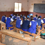 The Water Project: Ndiani Primary School -  Boys In Class
