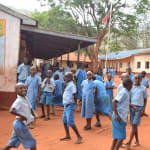 The Water Project: Mbuuni Primary School -  Students Playing