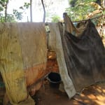 The Water Project: Tulun Community, Hope Assembly of God School and Church -  Bathshelter