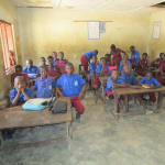 The Water Project: Pewullay Primary School -  Students In Class