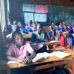 The Water Project: Bumuyange Primary School -  Students In Class