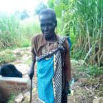 The Water Project: Mukhangu Community, Okumu Spring -  Doreen Okumu