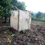 The Water Project: Bukhanga Community, Indangasi Spring -  Bathing Shelter