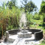 The Water Project: Elukho Community A -  Flushing