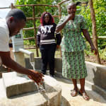 The Water Project: Elukho Community A -  Handing Over Ceremony