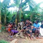The Water Project: Mukhangu Community, Okumu Spring -  Training