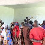 The Water Project: Elukho Community A -  Training