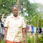 The Water Project: Bukhanga Community, Indangasi Spring -  Violet Ayuma