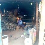The Water Project: Bukhanga Community, Indangasi Spring -  Kitchen
