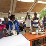 The Water Project: PC Bai Shebora Gbereh III Primary School -  Training