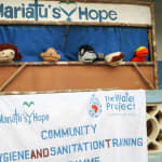 The Water Project: PC Bai Shebora Gbereh III Primary School -  Training Puppet Show