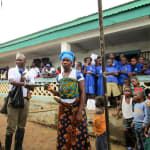 The Water Project: PC Bai Shebora Gbereh III Primary School -  Training Raffle Winner